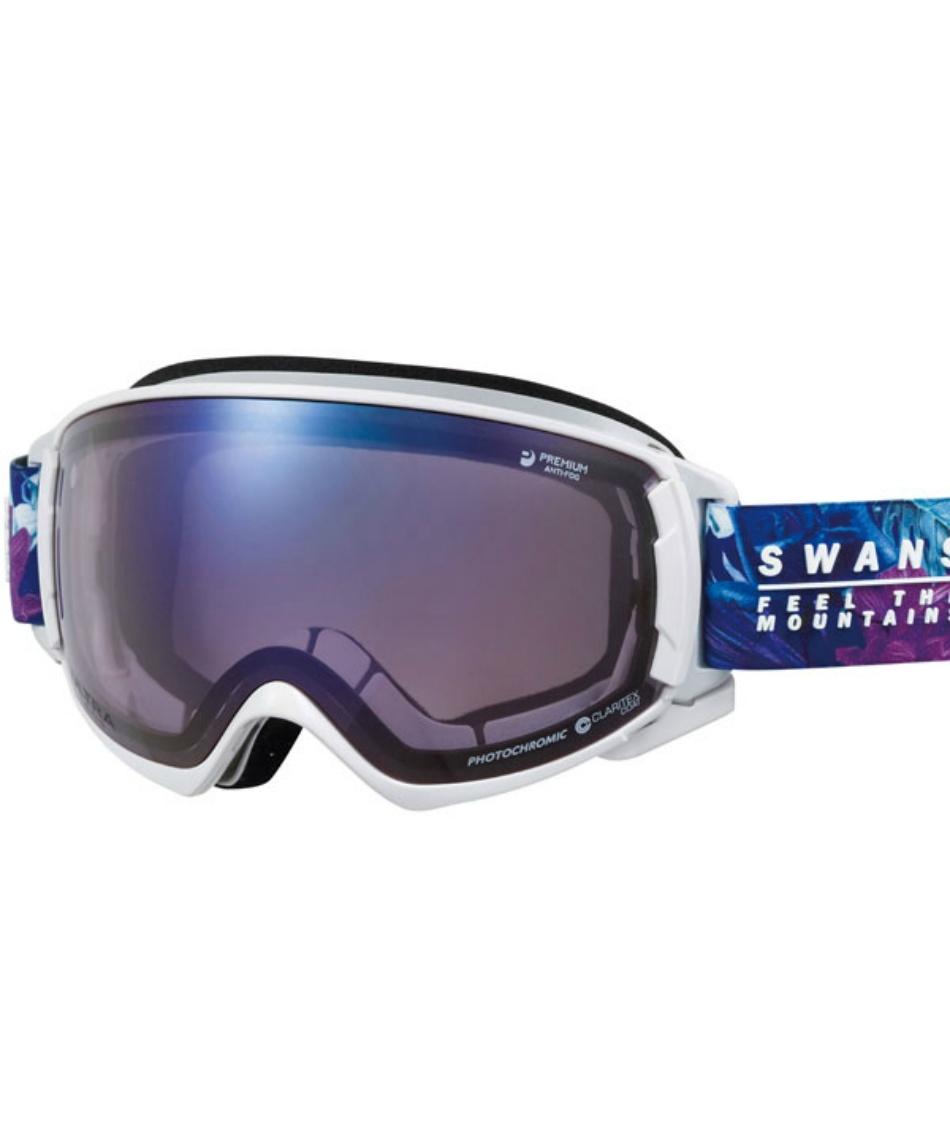 スワンズ(SWANS) スキー スノーボードゴーグル 調光ULTRAレンズ ROVO-MDH-CU 【20-21 2021モデル】
