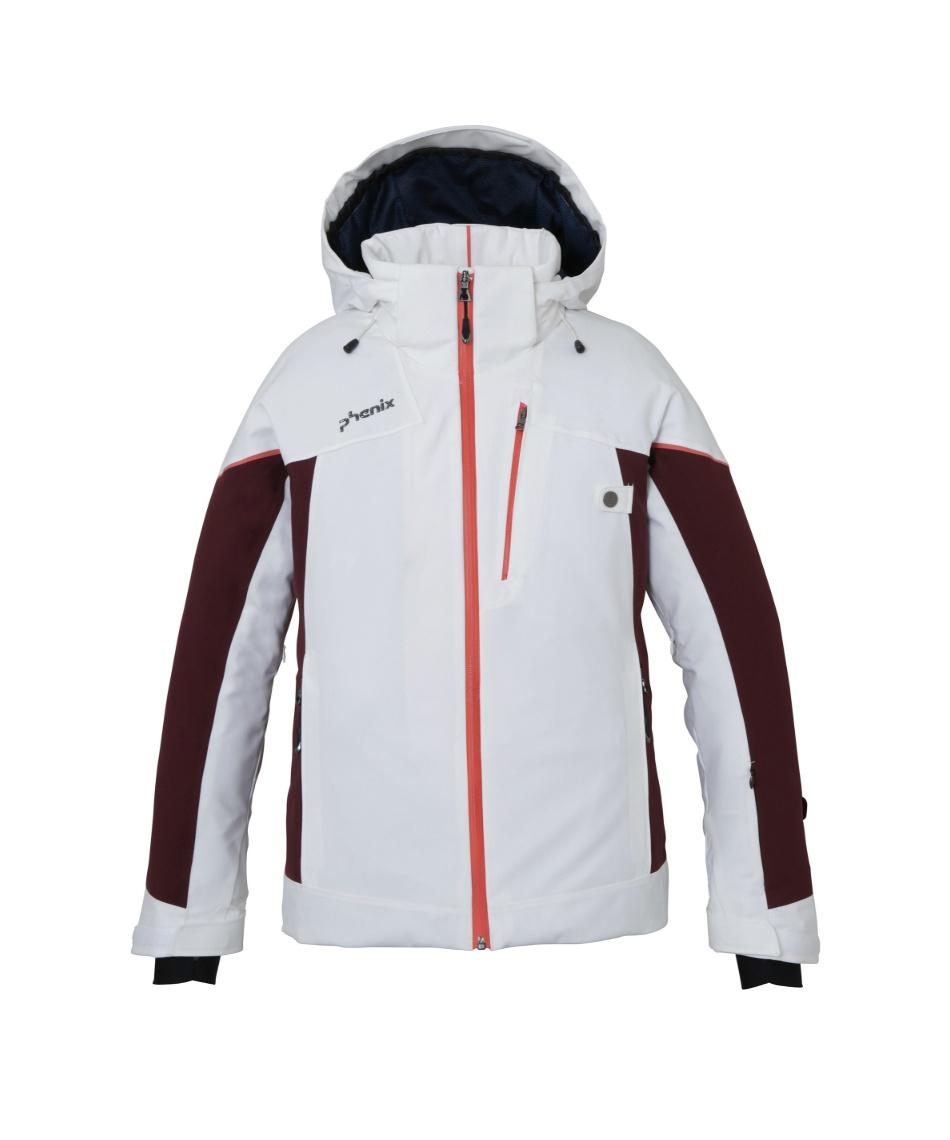 フェニックス(Phenix) スキーウェア ジャケット SKI JK PFA82OT12W 【20-21 2021年モデル】