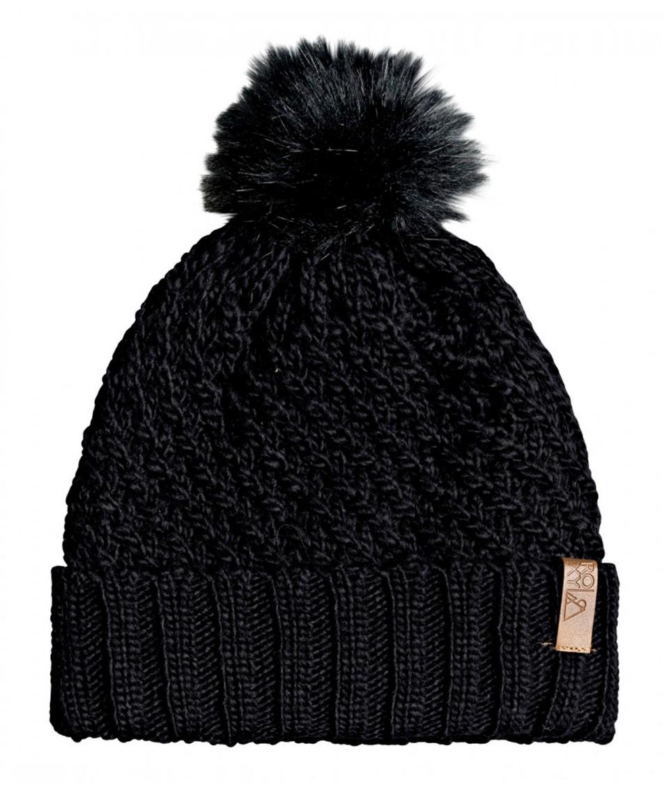 ロキシー(ROXY) ニット帽 ビーニー BLIZZARD BEANIE ERJHA03723 【国内正規品】