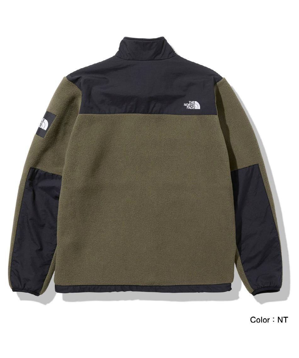 ノースフェイス(THE NORTH FACE) スウェットクルー Denali Jacket デナリジャケット NA72051 NT 【国内正規品】