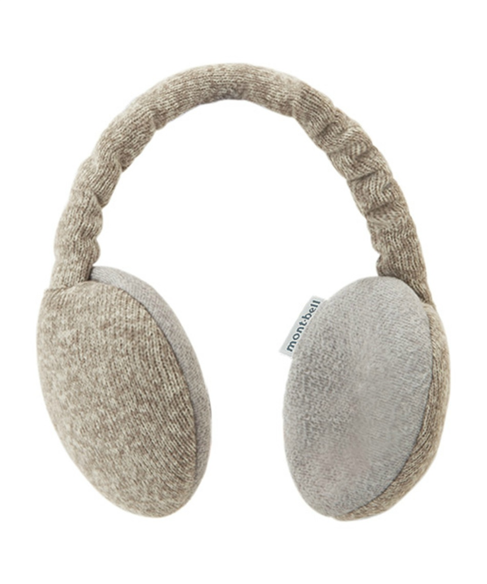 【ヒマラヤオンライン限定】 モンベル(mont bell) 耳あて クリマプラス ニット イヤーウォーマー 1118571 IV