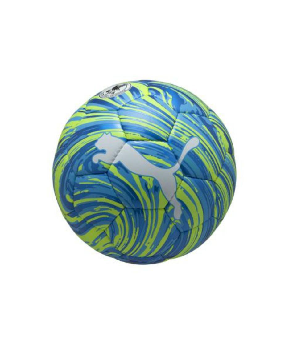 【1月21日発売】 プーマ(PUMA) サッカーボール 4号 検定球 プーマショックボールSC 手縫い 083613-01 4G