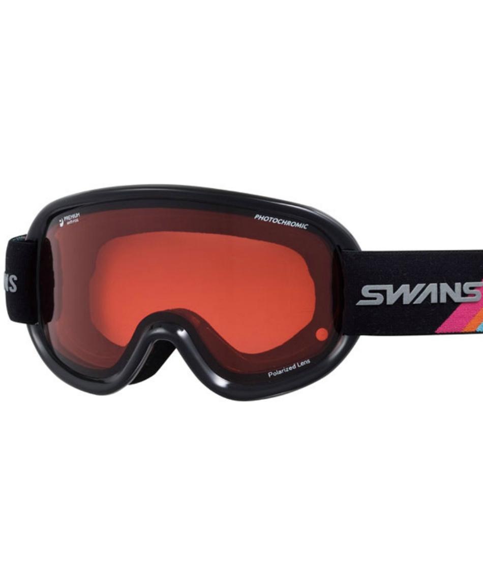 スワンズ(SWANS) スキー スノーボードゴーグル 偏光調光レンズ V-V4-CPDH 【20-21 2021年モデル】