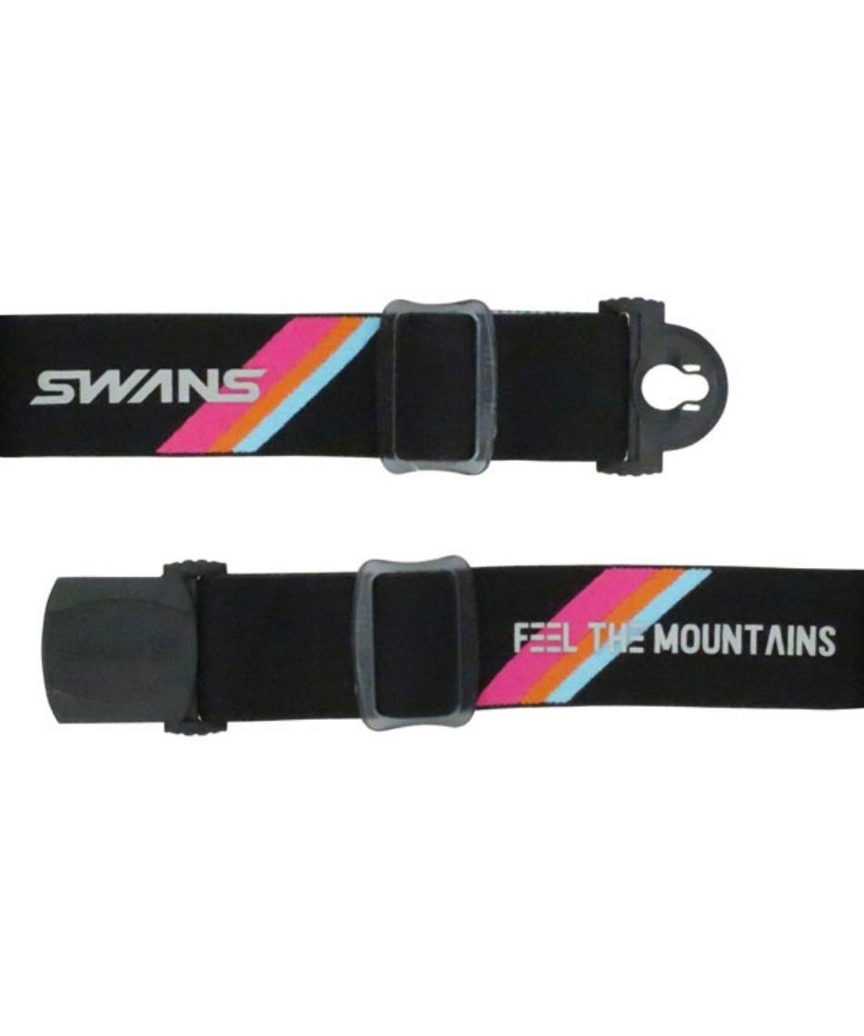 スワンズ(SWANS) スキー スノーボードゴーグル 偏光調光レンズ V4-CPDH 【20-21 2021年モデル】