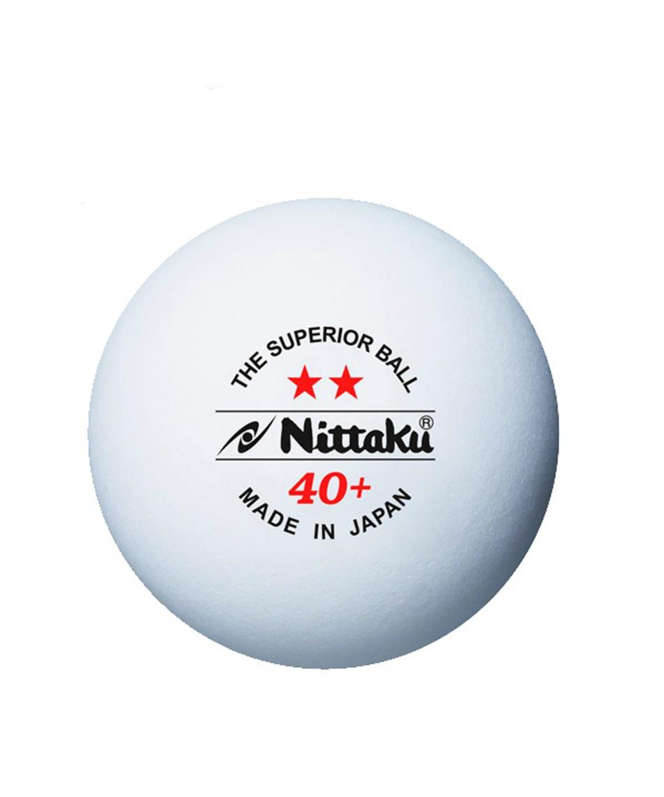 ニッタク(Nittaku) 卓球ボール プラ2スター NB-1320