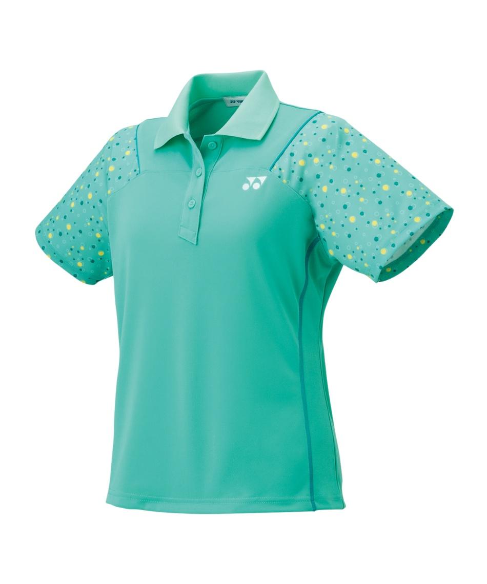 ヨネックス(YONEX) テニスウェア バドミントンウェア ゲームシャツ ゲームポロシャツ 20381