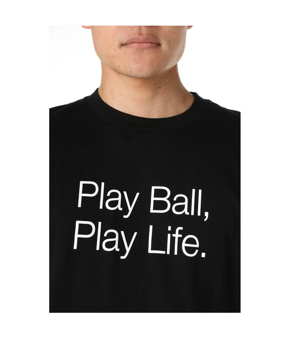 野球ウェア 半袖Tシャツ 球活TシャツBAロゴT 12JA7Q5209
