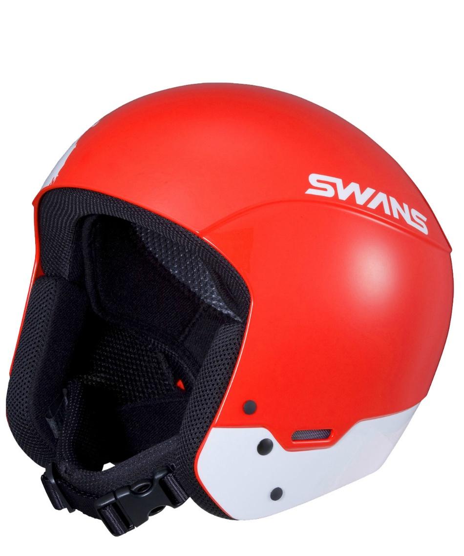 スワンズ ( SWANS ) スキー・スノーボードヘルメット 3サイズ有 54cm-61cm レーシングヘルメット HSR-90FIS-RS
