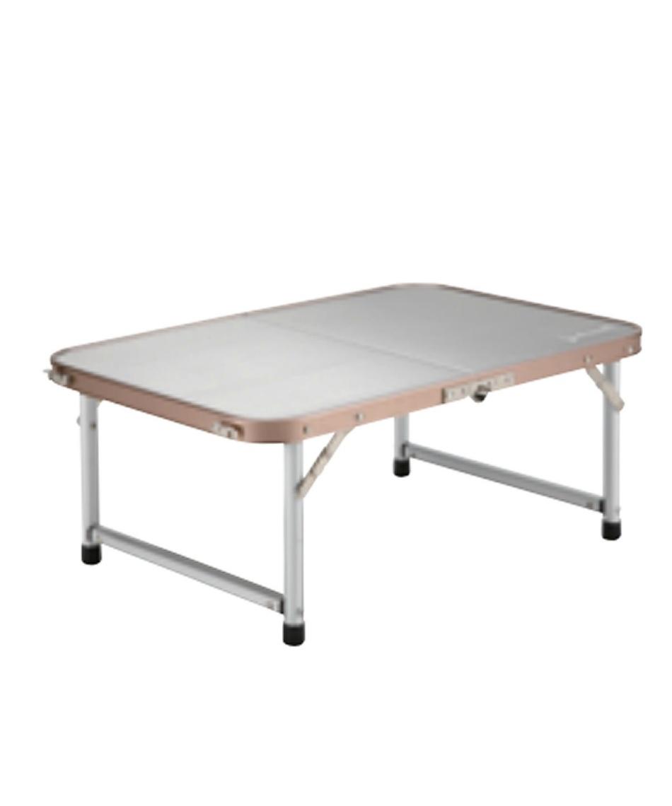 コールマン ( Coleman ) アウトドアテーブル 小型テーブル ステンレスファイヤーサイドテーブル 170-7663