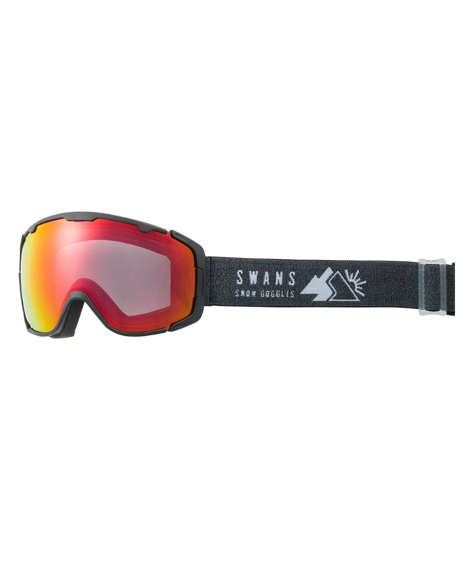 スワンズ(SWANS) スキー スノーボード ゴーグル スノーゴーグル 150-MDHS