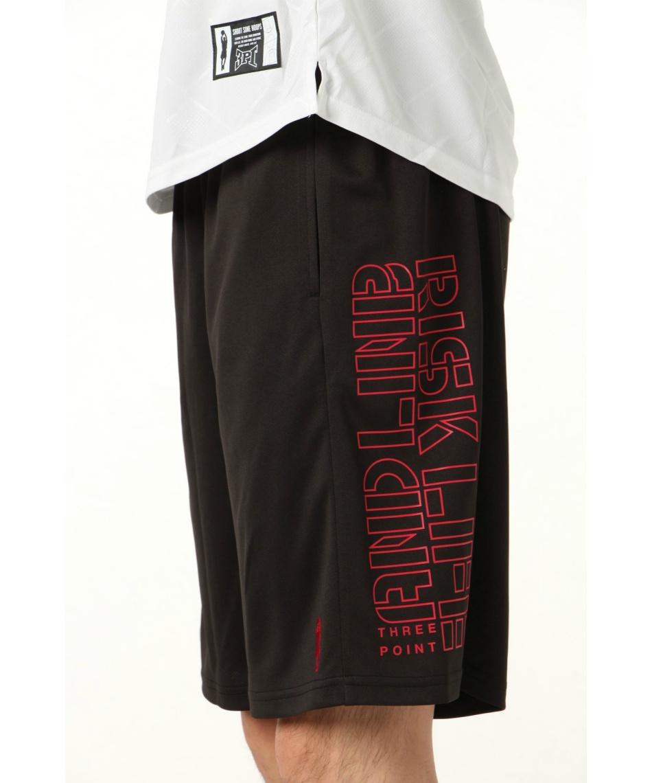 スリーポイント(ThreePoint) バスケットボール パンツ メッシュプリント TP570406I05