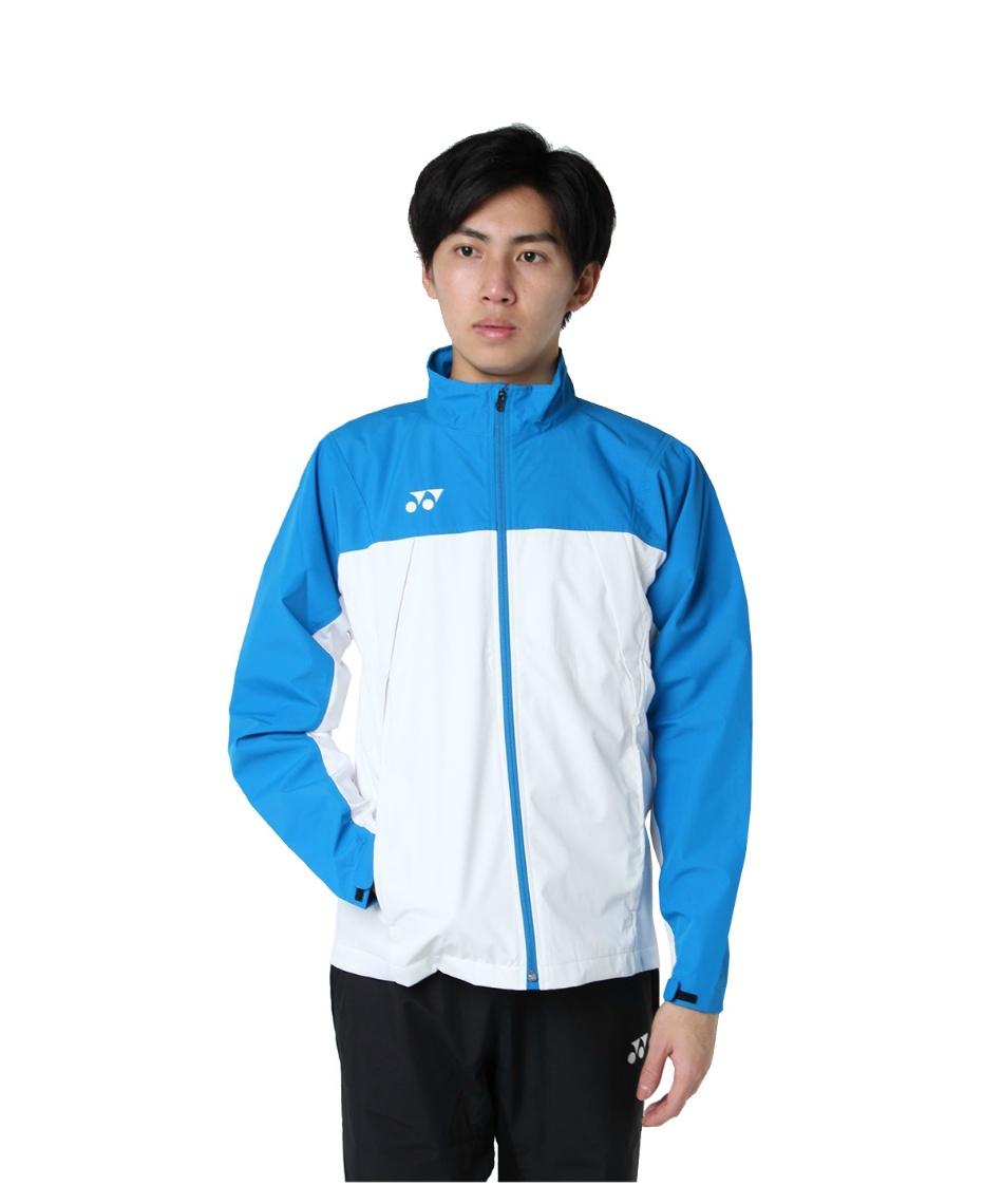 ヨネックス(YONEX) テニスウェア スウェットジャケット ウォームアップシャツ 50072