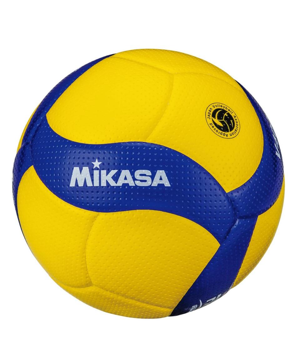 ミカサ(MIKASA) バレーボール 4号球 検定球 中学 家庭婦人用 V400W