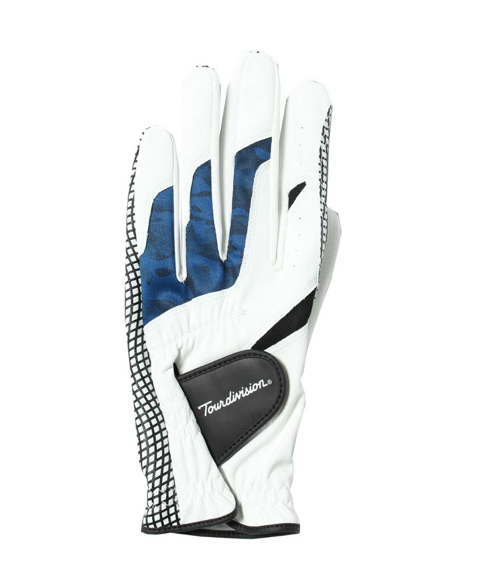 ツアーディビジョン(Tour division) ゴルフ 左手用グローブ シリコンカラー TD230401I01