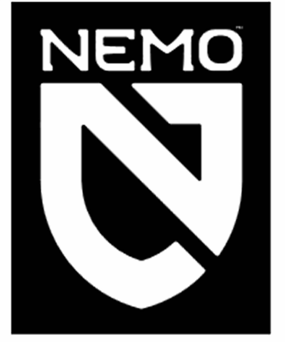ニーモ(NEMO) ステッカー シールドステッカーセット WT NM-AC-ST5