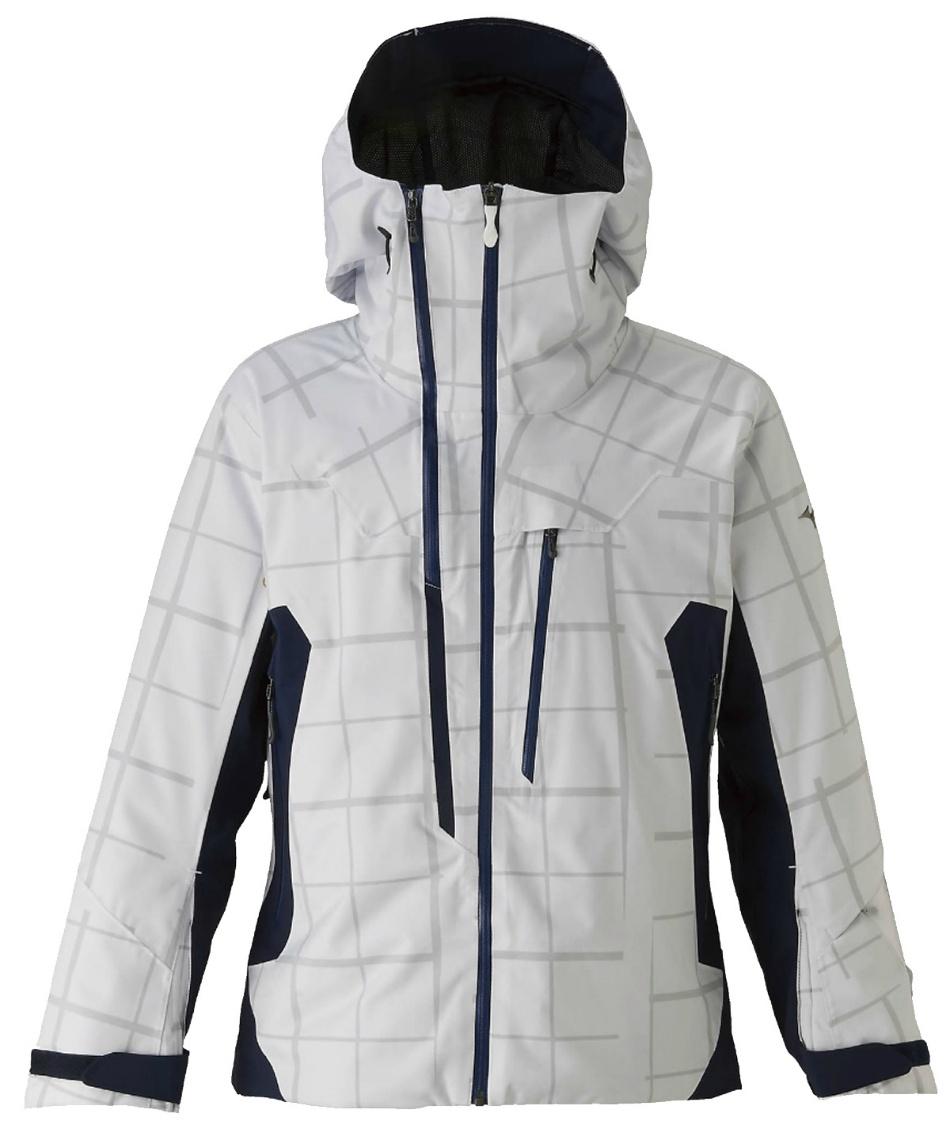 ミズノ(MIZUNO) スキーウェア ジャケット KSK-NEXTパーカ Z2ME9341 【19-20 2020 モデル】