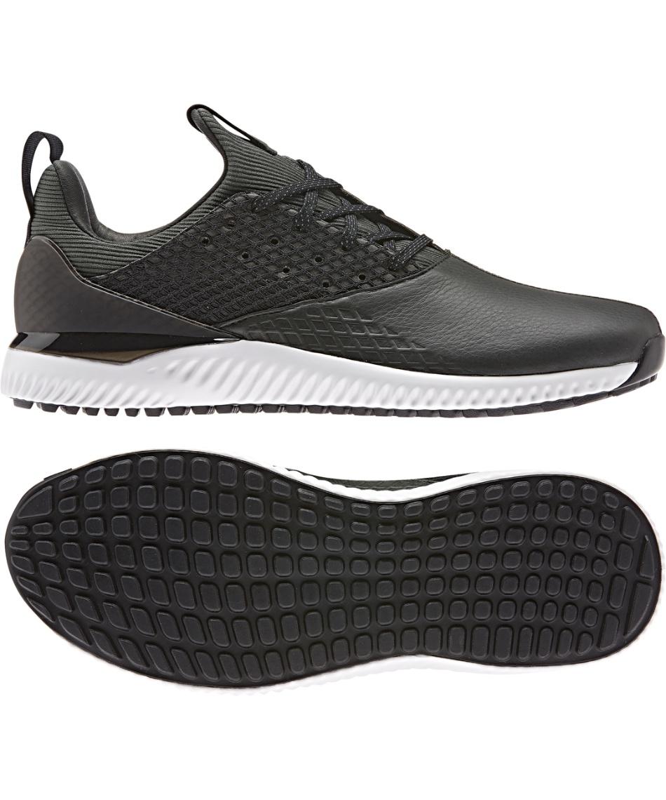 アディダス(adidas) ゴルフシューズ スパイクレス アディクロス バウンス2 G26005 【国内正規品】【2019年モデル】