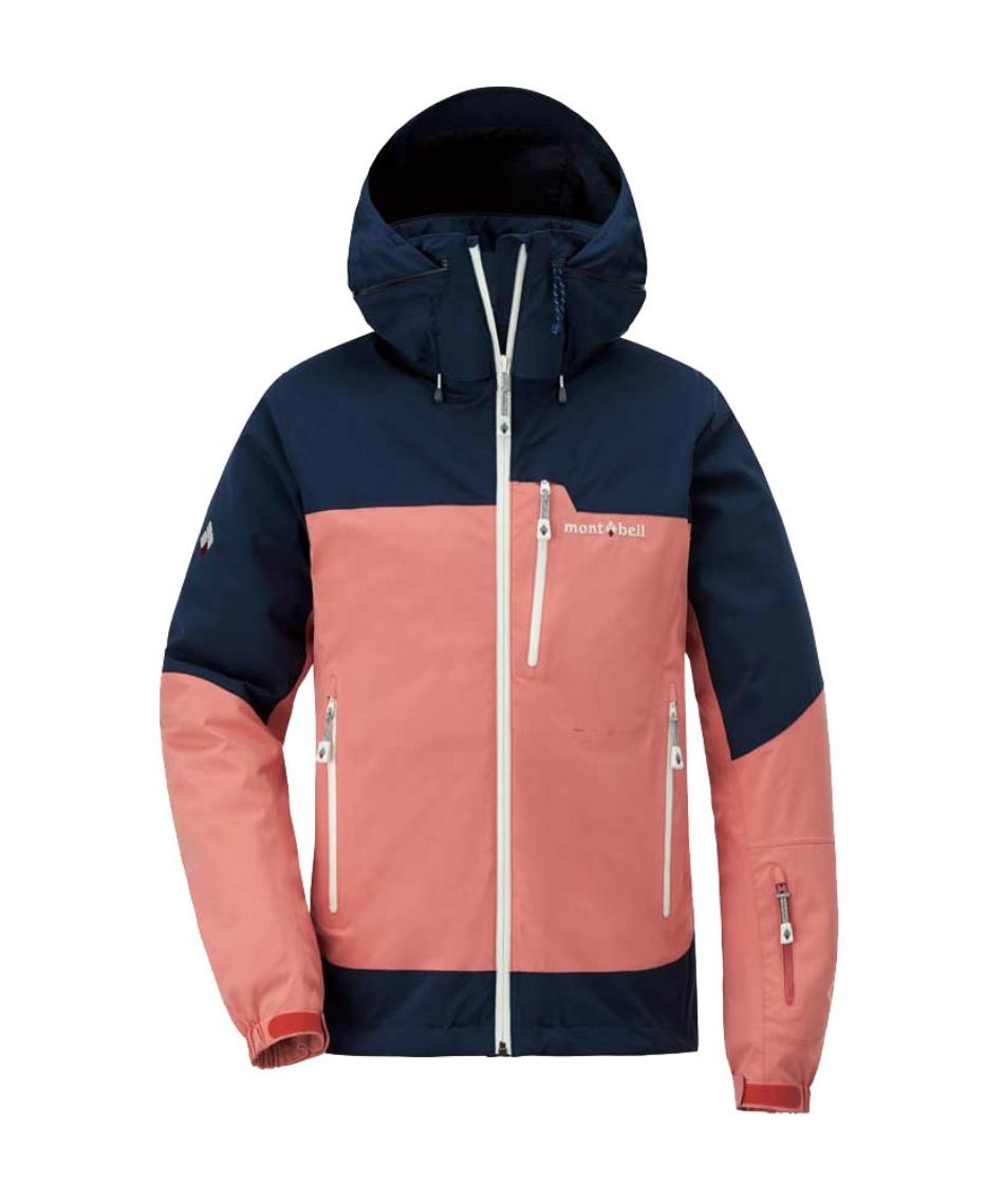 モンベル(mont bell) スキーウェア ジャケット シャルモパーカ #1102492 シャルモパーカ W
