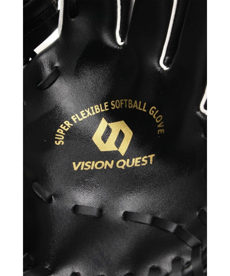 ビジョンクエスト(VISION QUEST) ソフトボールグローブ 少年 VQ2号ソフトグラブ  VQ550102J05