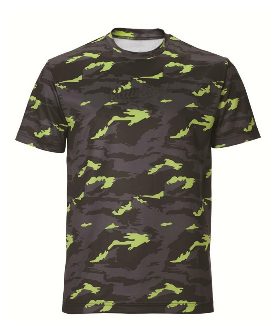 ローリングス(Rawlings) 野球ウェア 半袖Tシャツ コンバット01 Tシャツ AST10S12