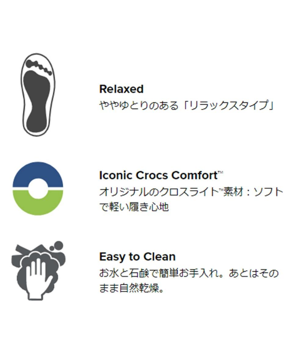 クロックス(crocs) クロックサンダル Crocband Clog クロックバンド クロッグ 11016-62P 【国内正規品】