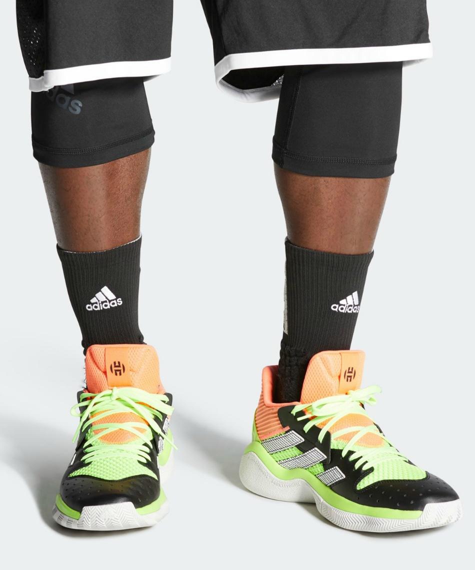 アディダス(adidas) バスケットシューズ ハーデン ステップバック HARDEN STEPBACK EF9890 FBC59