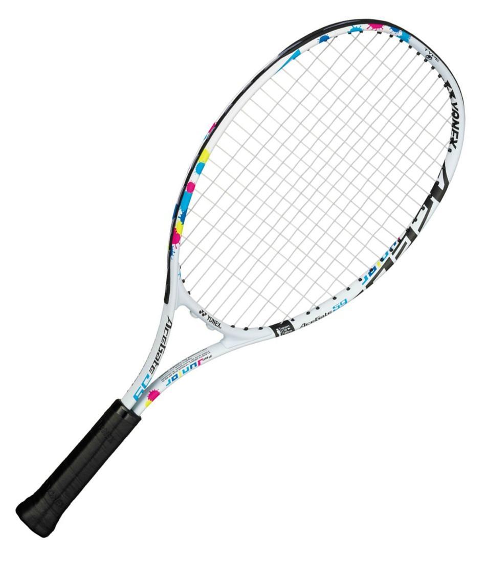 ヨネックス(YONEX) ソフトテニスラケット オールラウンド 張り上げ済み ACEGATE 59 エースゲート59 ACE59G-011