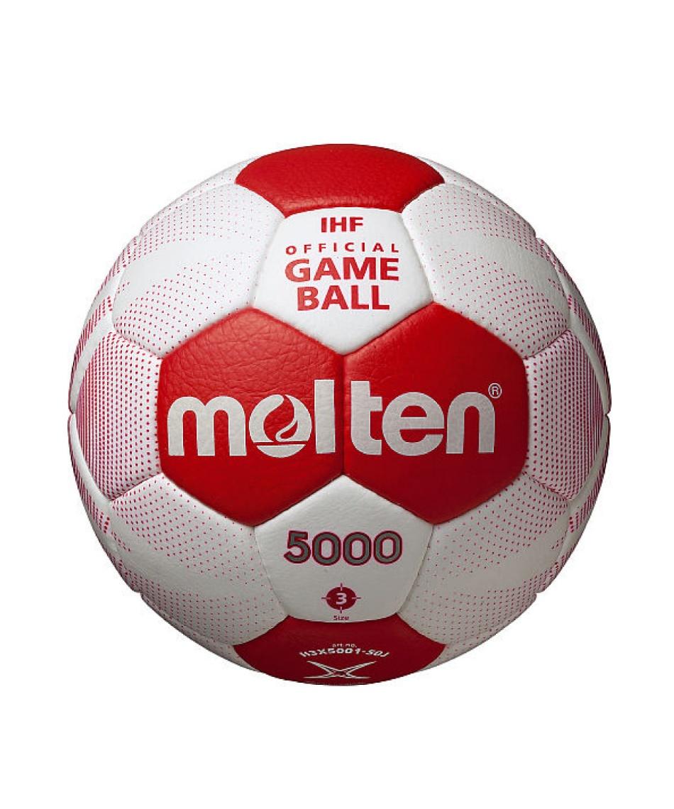 モルテン(molten) ハンドボール 3号 ヌエバX5000 IHFスペシャルエディション H3X5001-S0J