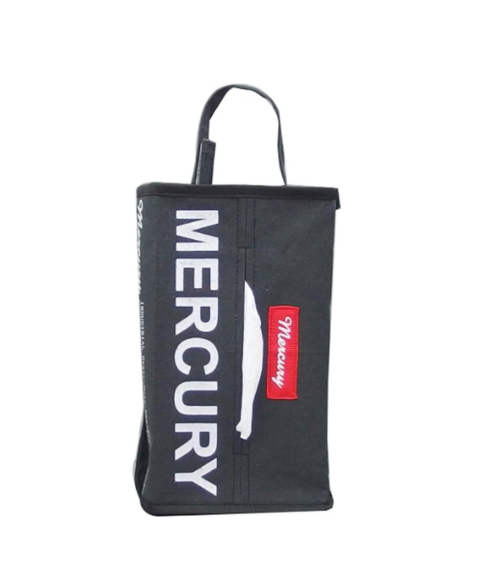 マーキュリー(MERCURY) ティッシュカバー キャンバス ティッシュボックスカバー MECANTBB