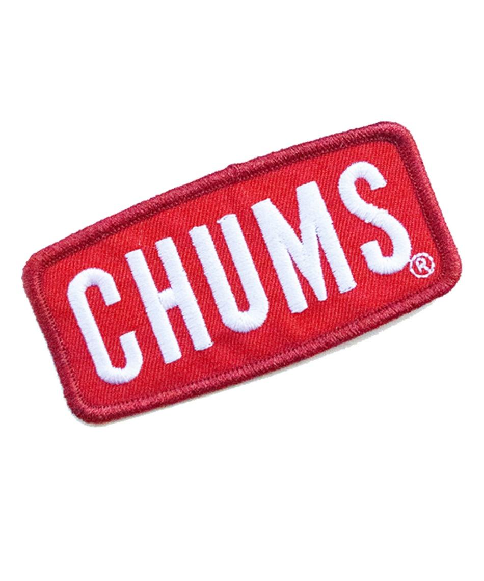 チャムス(CHUMS) ワッペン ワッペンチャムスロゴS ステッカー CH62-1471