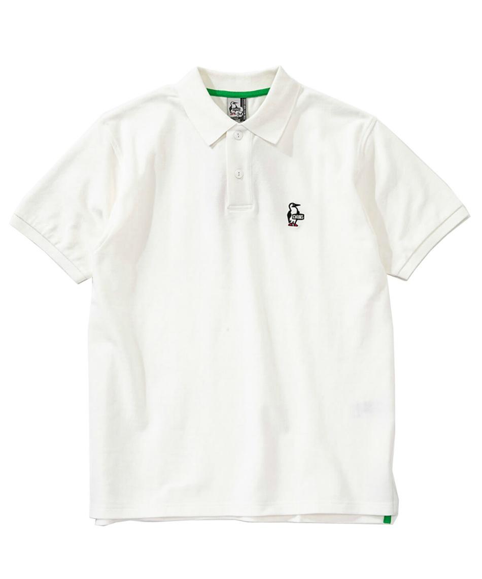 チャムス(CHUMS) ポロシャツ ブービーポロシャツ CH02-1139
