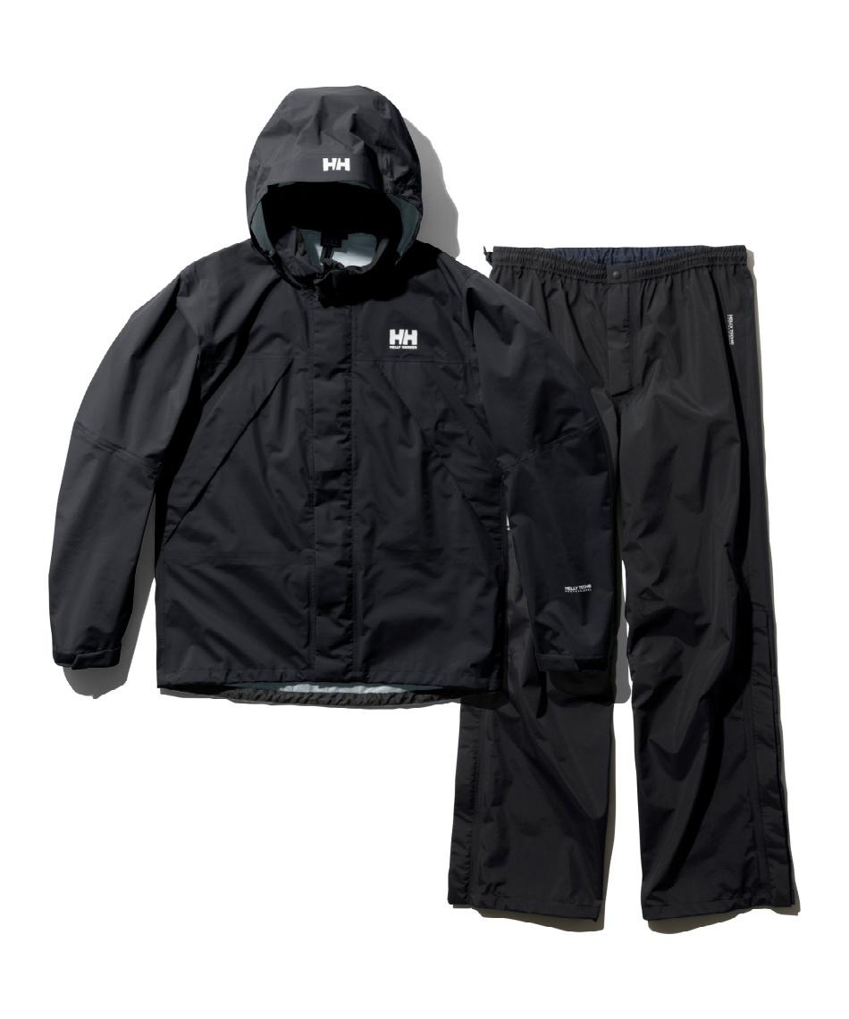 ヘリーハンセン(HELLY HANSEN) レインウェア上下セット ヘリーレイン スーツ Helly Rain Suit HOE12000 KO