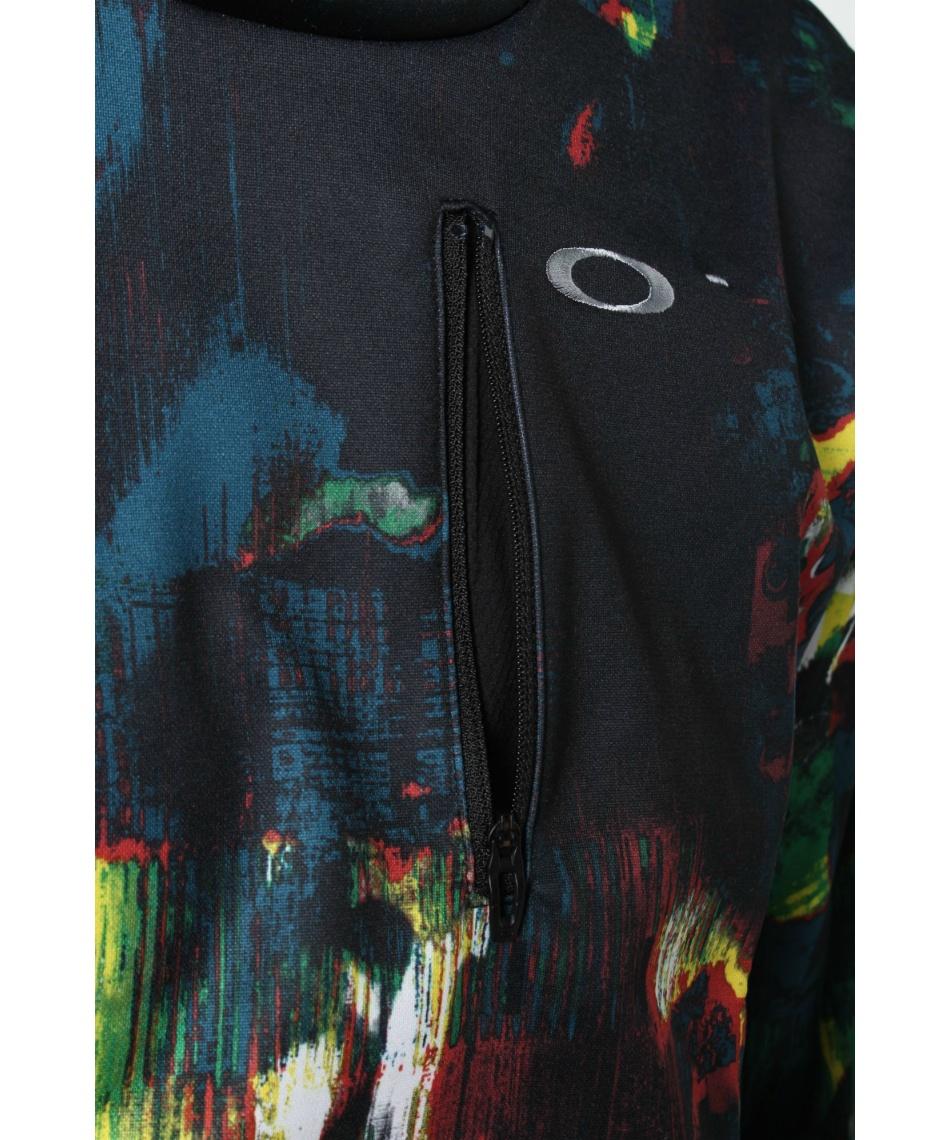 オークリー(OAKLEY) ゴルフウェア 長袖シャツ スカルコズミックハイネック FOA401681 【国内正規品】【2020年秋冬モデル】
