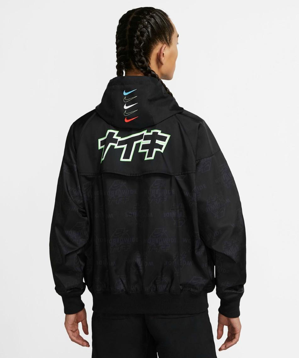 ナイキ(NIKE) ウインドブレーカー ジャケット Sportswear Windrunner DA1477-010