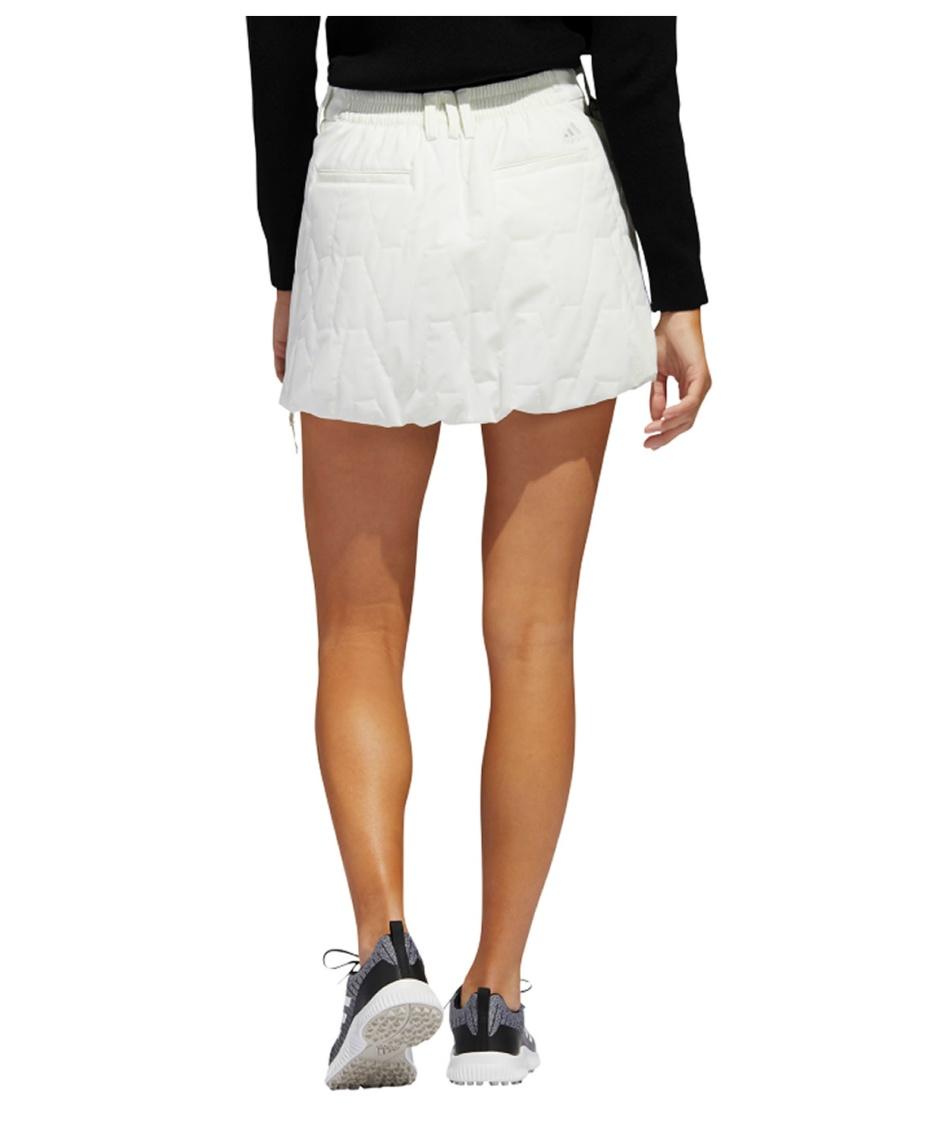 アディダス(adidas) ゴルフウェア スカート スリーストライプス中綿スコート INS41 【国内正規品】【2020年秋冬モデル】