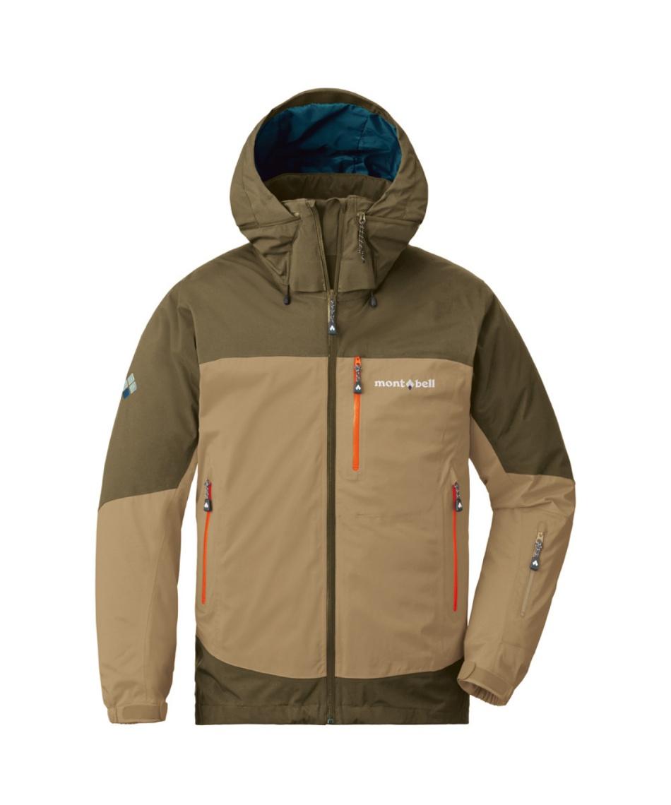 モンベル(mont bell) スキーウェア ジャケット シャルモパーカ Men's #1102491 シャルモパーカ 20-21 【20-21 2021モデル】