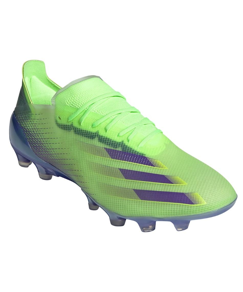 アディダス(adidas) サッカースパイク エックス ゴースト.1 ジャパンHG/AG FX9476