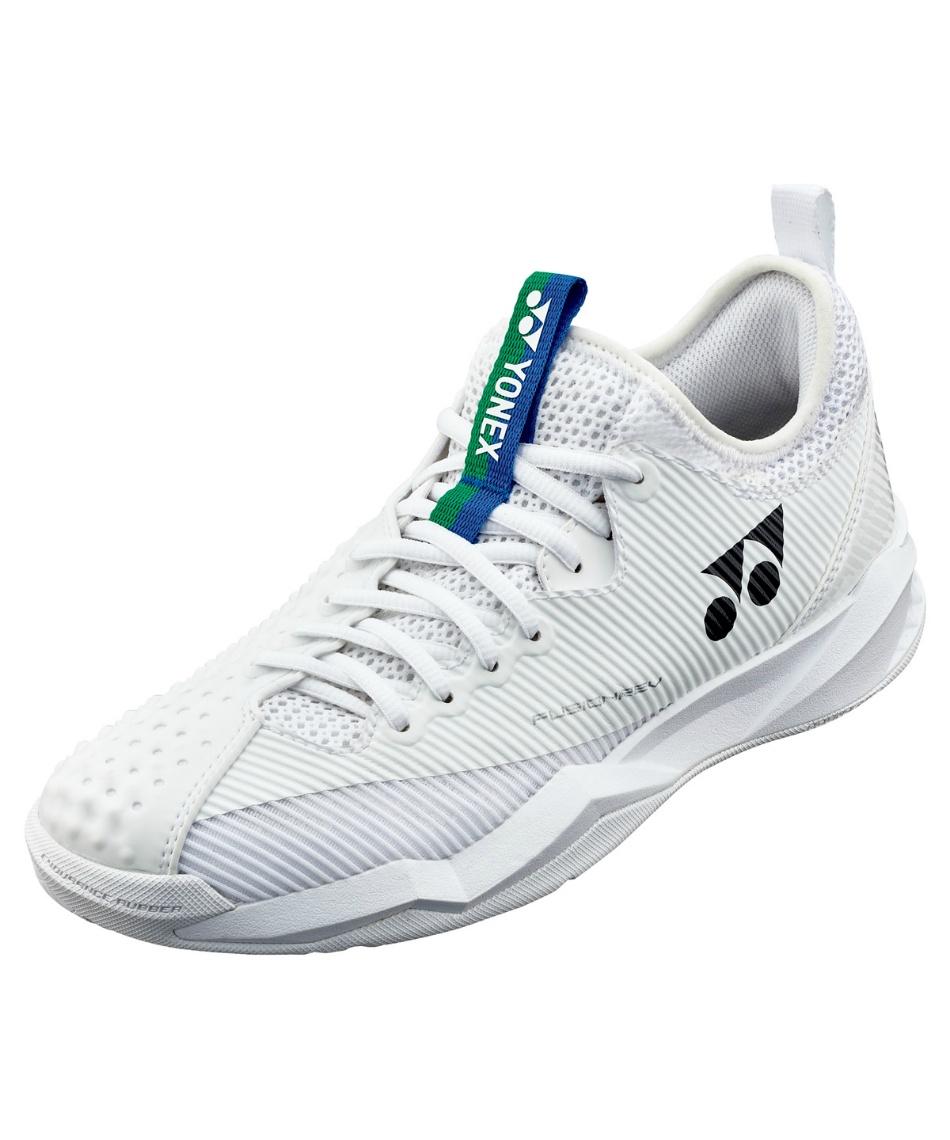 ヨネックス(YONEX) テニスシューズ オールコート 75THパワークッションフュージョンレブ4ウィメンAC SHTF4LAA-011