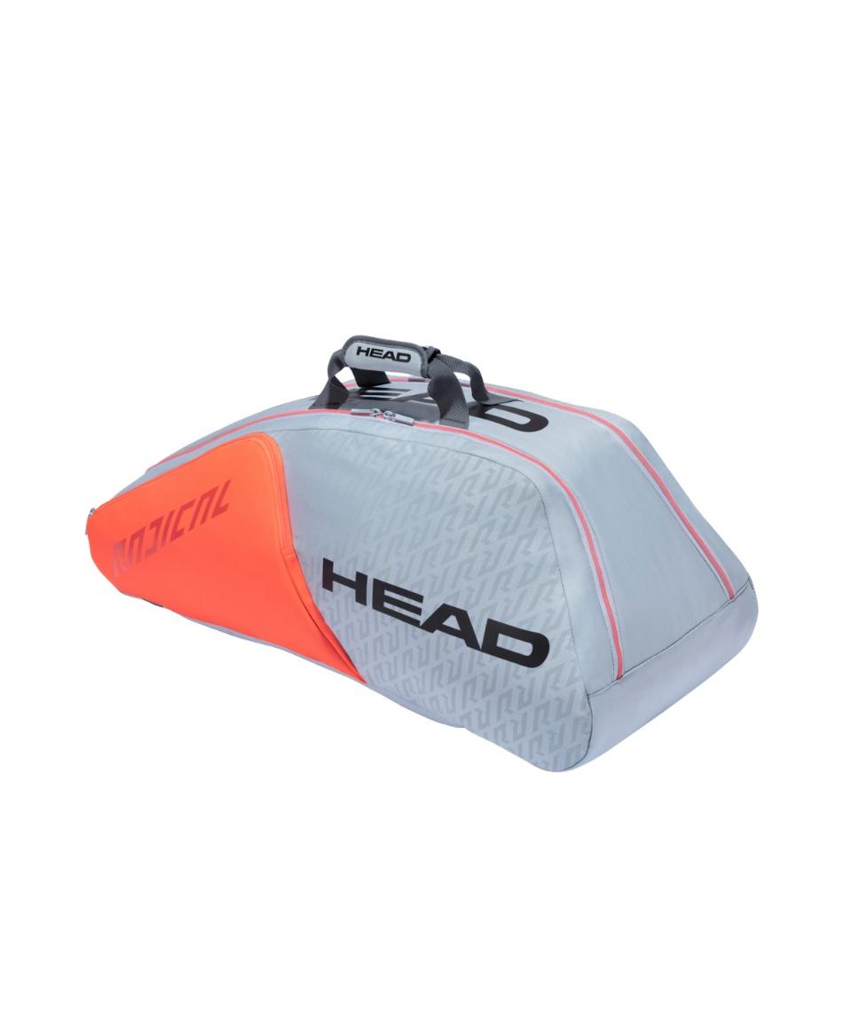 ヘッド(HEAD) テニス バドミントン ラケットバッグ 9本用 RADICAL 9R SUPERCOMBI ラジカル 9R スーパーコンビ 283511 【国内正規品】