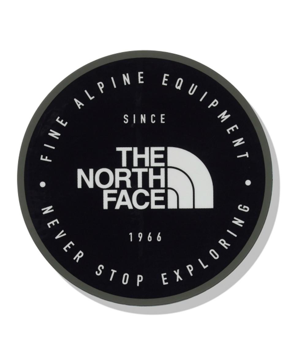 ノースフェイス(THE NORTH FACE) ステッカー TNF Print Sticker TNFプリントステッカー NN32121 FA 【国内正規品】