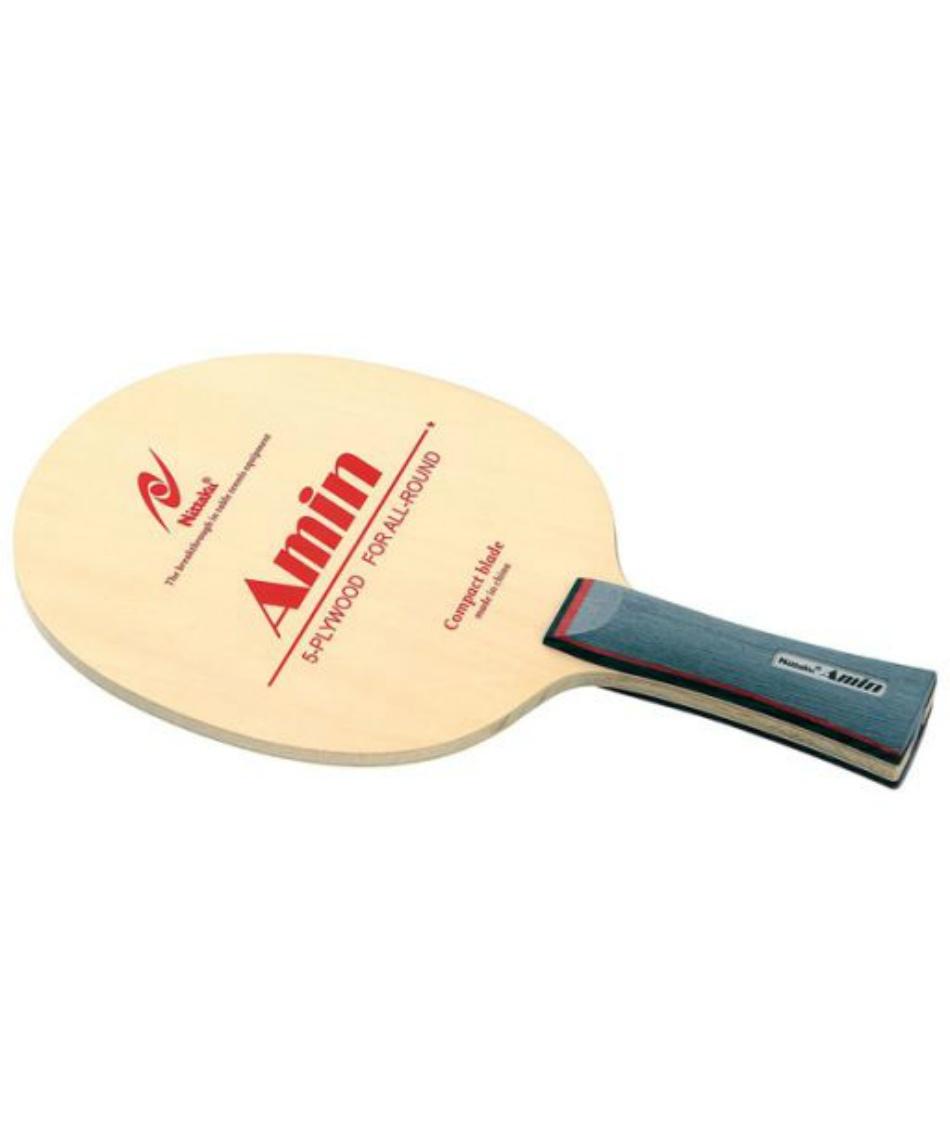ニッタク(Nittaku) 卓球ラケット シェークタイプ アミン FL NE6885