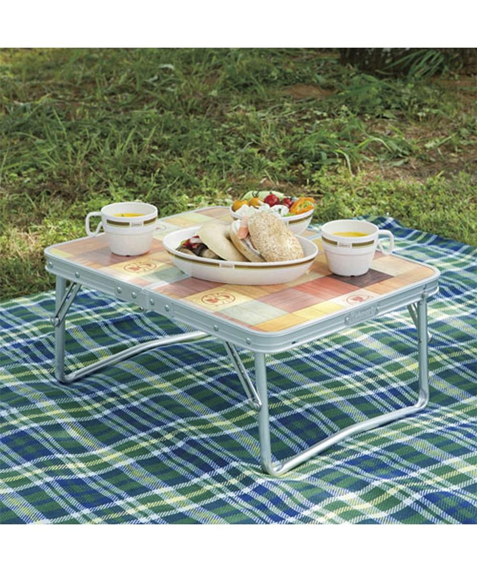 コールマン ( Coleman ) アウトドアテーブル 小型テーブル ナチュラルモザイクミニテーブルプラス 2000026756
