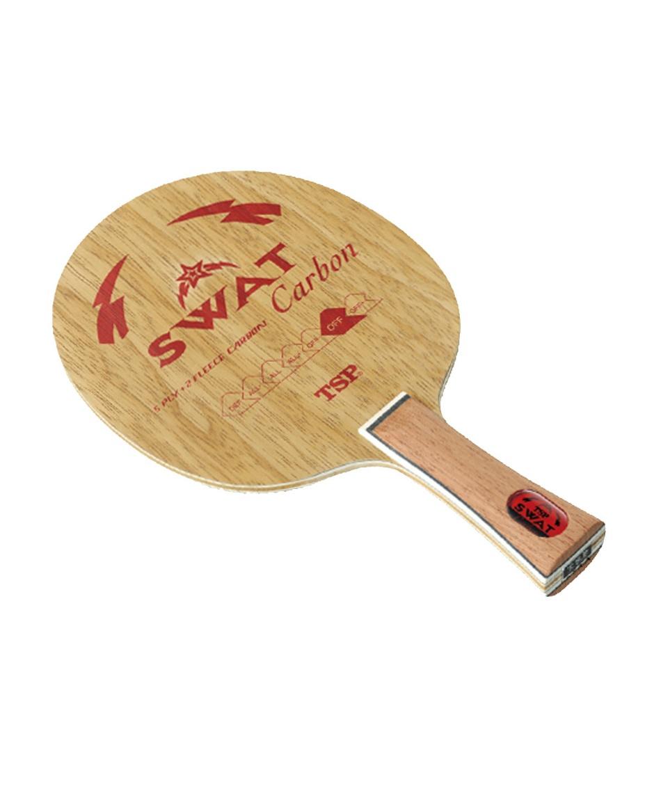 ティーエスピー ( TSP )  卓球ラケット シェークタイプ スワット カーボン FL 26344