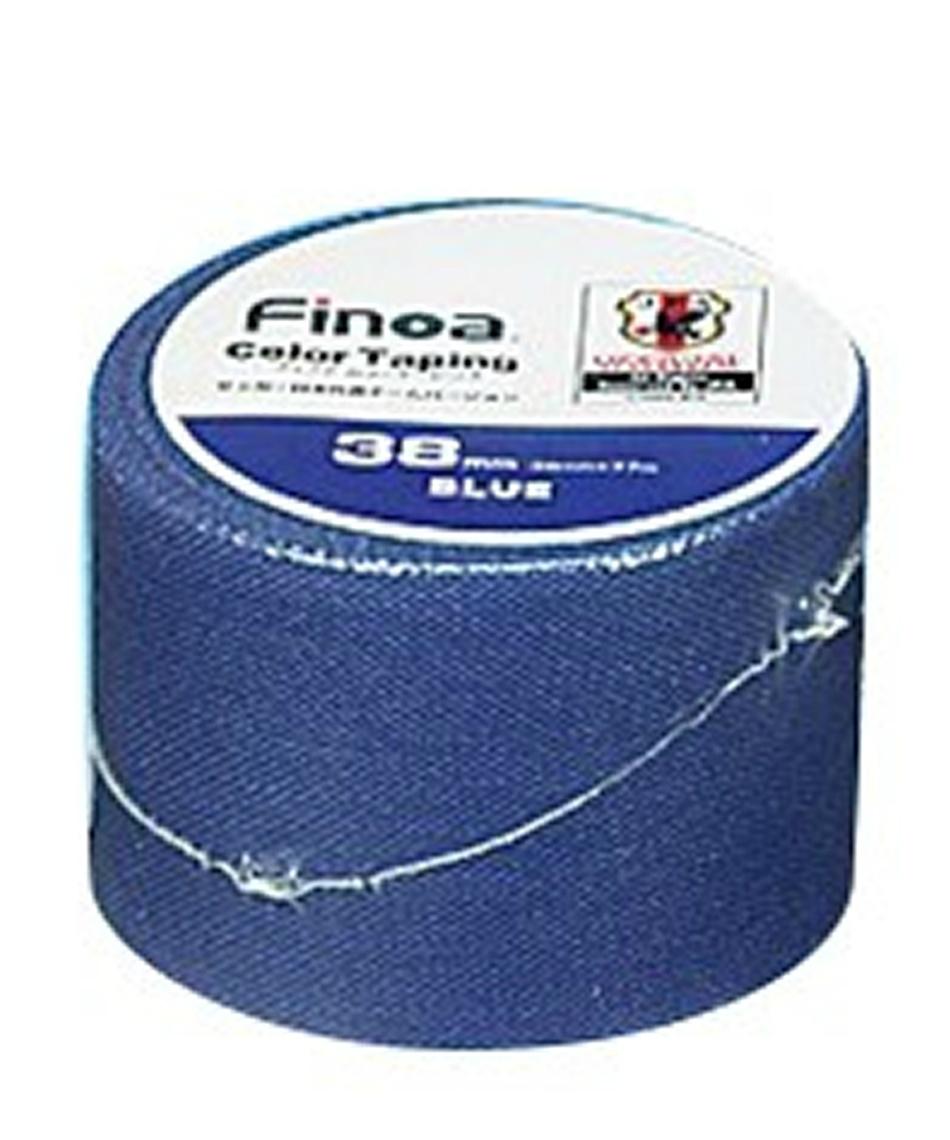 フィノア ( Finoa )  テーピング カラーテープ 固定用 非伸縮 シュリンクパック 1651 8e