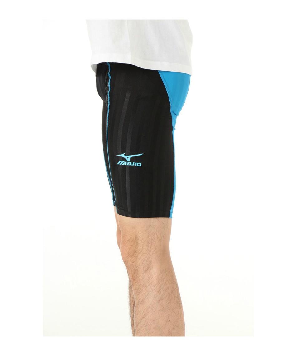 ミズノ ( MIZUNO )  FINA承認 競泳水着 ハーフスパッツ  FX・SONIC ハーフスパッツ N2MB7030