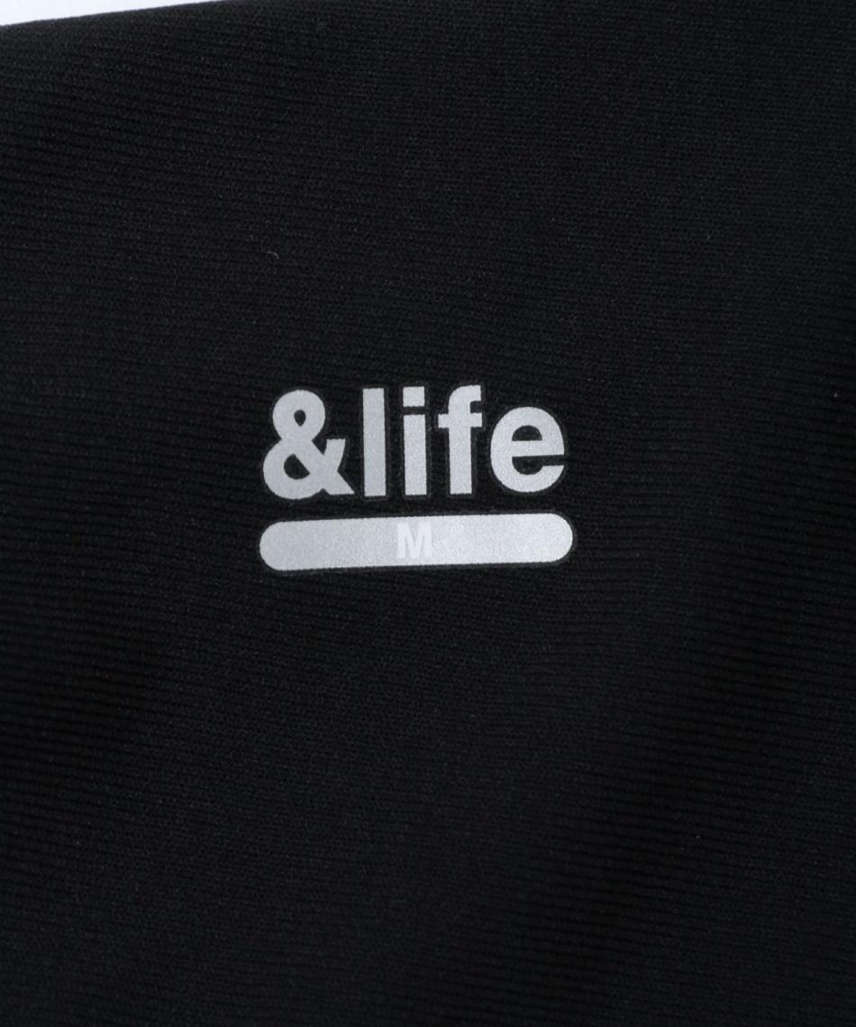 アンドライフ ( &life )  ショートタイツ ミッドショーツ  AL451107G80