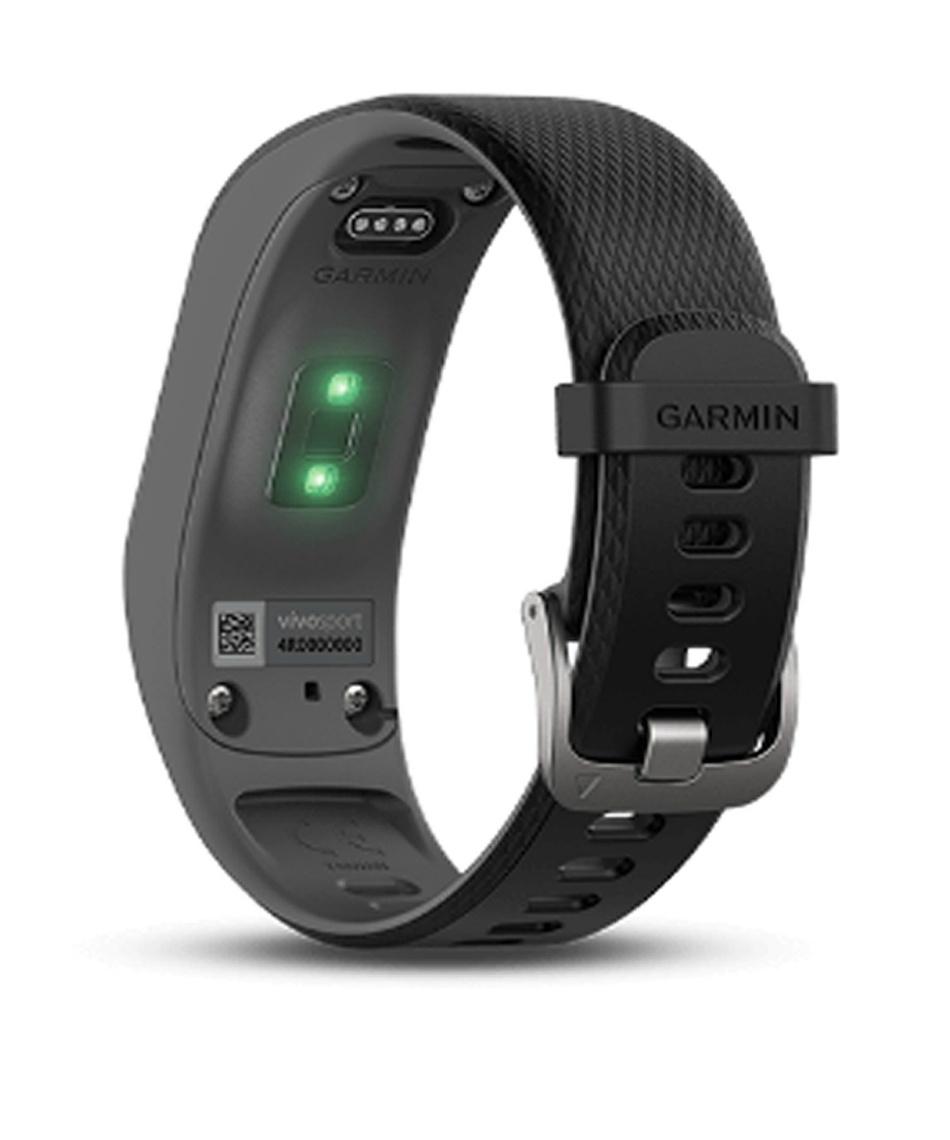 ガーミン(GARMIN) ランニング 腕時計 vivosport Slate ビボスポーツ スレート 010-01789-70