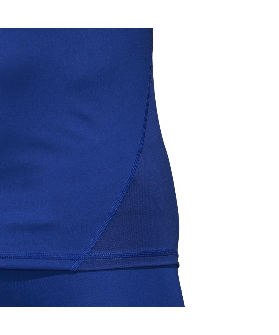 アディダス(adidas)  アンダーシャツ 半袖 ALPHASKIN TEAM アルファスキン チーム ショートスリーブTシャツ EBR77