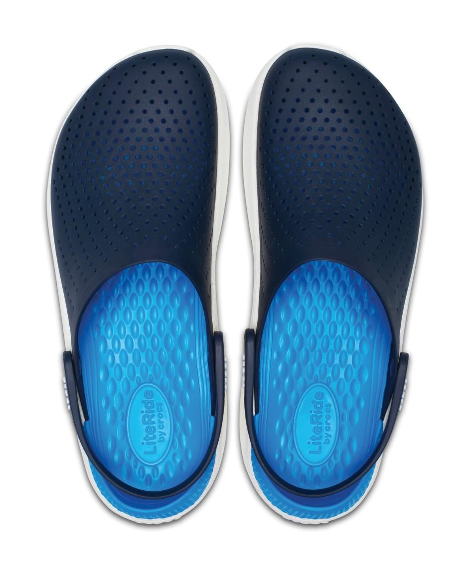 クロックス(crocs)  サンダル LiteRide Clog ライトライド クロッグ 204592-462 【国内正規品】