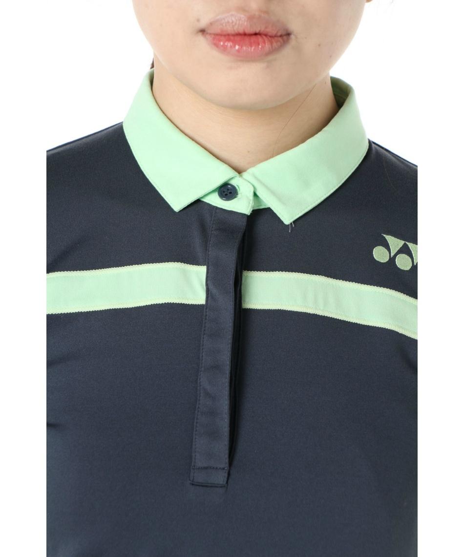 ヨネックス(YONEX) テニスウェア バドミントンウェア ゲームシャツ ウィメンズポロシャツ スタンダードサイズ 20399